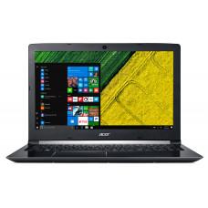 Acer Aspire 5 A515-51G-80UU Black Notebook 39.6 cm (15.6