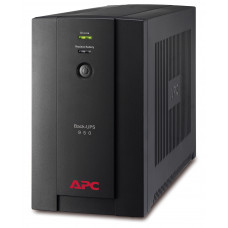 APC Back-UPS uninterruptible power supply (UPS) Line-Interactive 950 VA 480 W 6 AC outlet(s)