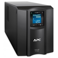 APC SMC1000IC uninterruptible power supply (UPS) Line-Interactive 1000 VA 600 W 8 AC outlet(s)