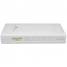 D-Link DGS-1008D/E netwerk-switch Unmanaged Wit