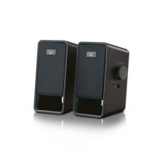 Ewent EW3504 loudspeaker Black Wired 6 W