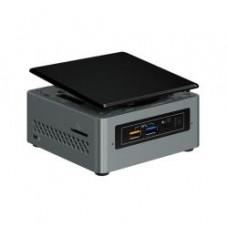 Intel NUC NUC6CAYH BGA 1296 1.50GHz J3455 Zwart, Grijs
