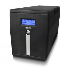 Eminent EM3942 uninterruptible power supply (UPS) Line-Interactive 1500 VA 900 W 2 AC outlet(s)