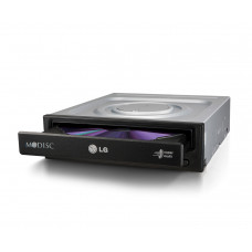 LG GH24NSD1 optical disc drive Internal Black DVD Super Multi DL
