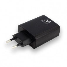 Ewent EW1314 mobile device charger Black Indoor