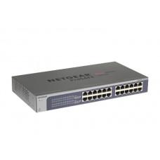 Netgear JGS524E Managed L2 Gigabit Ethernet (10/100/1000) Grey
