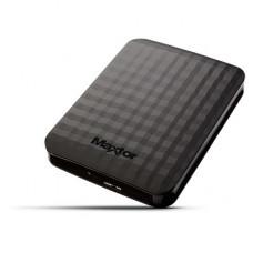 Seagate Maxtor M3 external hard drive 500 GB Black