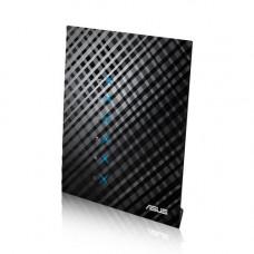 ASUS RT-AC52U Dual-band (2.4 GHz / 5 GHz) Fast Ethernet Zwart draadloze router