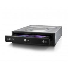 LG GH24NSD1 Intern DVD Super Multi DL Zwart optisch schijfstation
