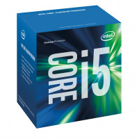 Intel Core ® ™ i5-7500 Processor (6M Cache, up to 3.80 GHz) 3.4GHz 6MB Smart Cache Box