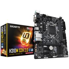 Gigabyte H310M S2H 2.0 motherboard Intel H310 Express LGA 1151 (Socket H4) micro ATX