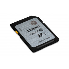 Kingston Technology Class 10 UHS-I SDXC 128GB 128GB SDXC UHS Klasse 10 flashgeheugen