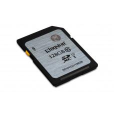 Kingston Technology Class 10 UHS-I SDXC 128GB 128GB SDXC UHS Klasse 10 flashgeheugen