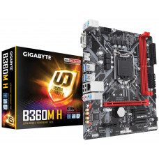 Gigabyte B360M H motherboard LGA 1151 (Socket H4) Micro ATX Intel B360 Express
