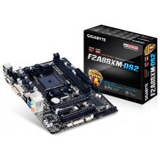 Gigabyte GA-F2A88XM-DS2 motherboard Socket FM2+ Micro ATX AMD A88X