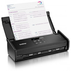 Brother ADS-1100W ADF-scanner 600 x 600DPI A4 Zwart scanner