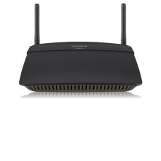 Linksys EA6100 wireless router Dual-band (2.4 GHz / 5 GHz) Fast Ethernet Black