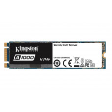 Kingston Technology A1000 M.2 480 GB PCI Express 3D TLC NVMe