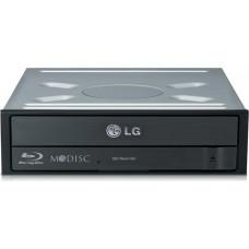 LG BH16NS55 optical disc drive Internal Blu-Ray DVD Combo Black