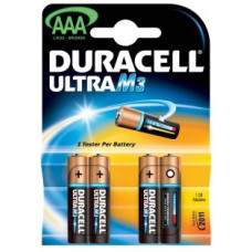 Duracell Ultra M3, AAA LR03 Single-use battery Alkaline