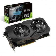 ASUS Dual -RTX2060-A6G-EVO NVIDIA GeForce RTX 2060 6 GB GDDR6