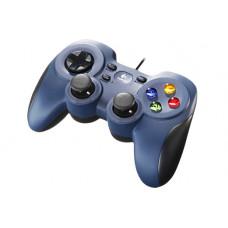 Logitech F310 Black, Blue USB 2.0 Gamepad PC