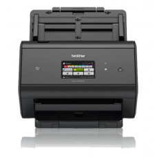 Brother ADS-2800W scanner 600 x 600 DPI ADF scanner Black A4