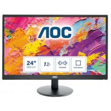 AOC 70 Series E2470SWH LED display 61 cm (24