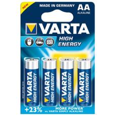 Varta 4x AA Single-use battery Alkaline