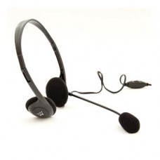 Ewent EW3563 headphones/headset Head-band Black