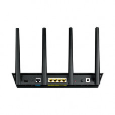ASUS RT-AC87U Dual-band (2.4 GHz / 5 GHz) Gigabit Ethernet Zwart draadloze router