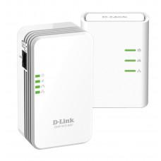 D-Link PowerLine AV 500 Ethernet/WLAN 500Mbit/s netwerkkaart & -adapter