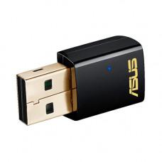 ASUS AC600 WLAN 433Mbit/s netwerkkaart & -adapter