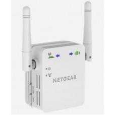 Netgear WN3000RP Network transmitter & receiver White