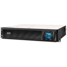 APC Smart- 1500VA noodstroomvoeding 4x C13, USB, rack mountable 2U UPS