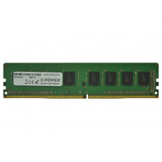 2-Power 4GB DDR4 2133MHz CL15 DIMM Memory