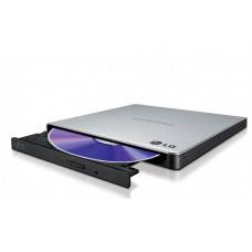 LG GP57ES40 optical disc drive Black,Silver DVD±RW