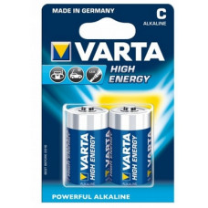 Varta 2x 1.5V C Single-use battery Alkaline