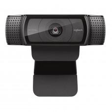 Logitech C920 HD Pro webcam 15 MP 1920 x 1080 pixels USB 2.0 Black