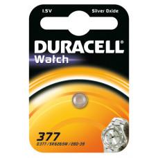 Duracell 377 Zilver-oxide (S) niet-oplaadbare batterij