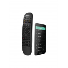 Logitech Harmony Companion remote control IR Wireless/Wi-Fi Audio,CABLE,DVR,Game console,Home cinema system,PC,Smartphone,TV,Tablet Press buttons