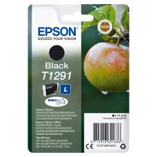 Epson Apple Singlepack Black T1291 DURABrite Ultra Ink