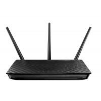 ASUS RT-AC66U draadloze router Dual-band (2.4 GHz / 5 GHz) Gigabit Ethernet