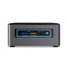 Intel NUC BOXNUC7I7BNHXG PC/workstation 7th gen Intel® Core™ i7 i7-7567U 8 GB DDR4-SDRAM 2000 GB HDD UCFF Black,Grey Mini PC Windows 10 Home
