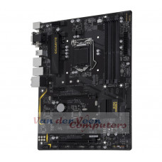 Gigabyte GA-B250-HD3P Intel B250 LGA 1151 (Socket H4) ATX moederbord