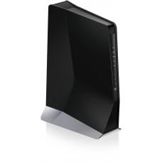Netgear EAX80 wireless router Gigabit Ethernet Black