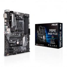 ASUS PRIME B450-PLUS motherboard Socket AM4 ATX AMD B450