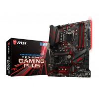 MSI MPG Z390 GAMING PLUS motherboard LGA 1151 (Socket H4) ATX Intel Z390