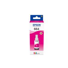 Epson 664 Ecotank Magenta ink bottle (70ml)