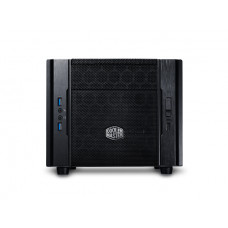Cooler Master Elite 130 computerbehuizing kubus Zwart